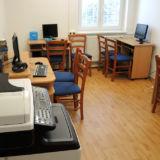 PC učebna (pobytové oddělení)